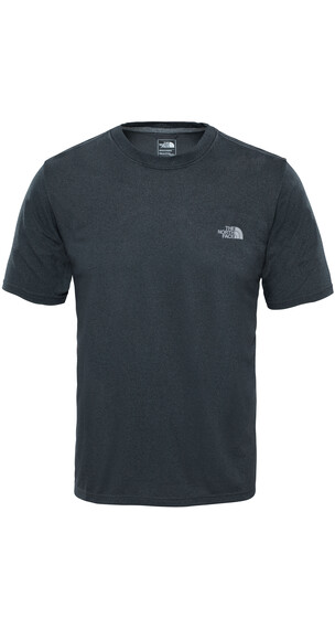 The North Face Reaxion Amp Crew hardloopshirt grijs